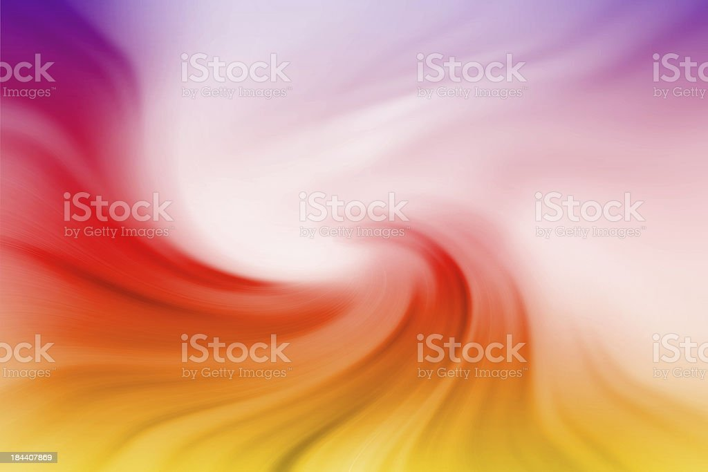 Illustration of magic wave background royalty-free stock vector art