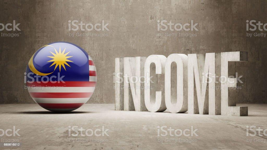 Income Concept income concept - arte vetorial de stock e mais imagens de bandeira royalty-free