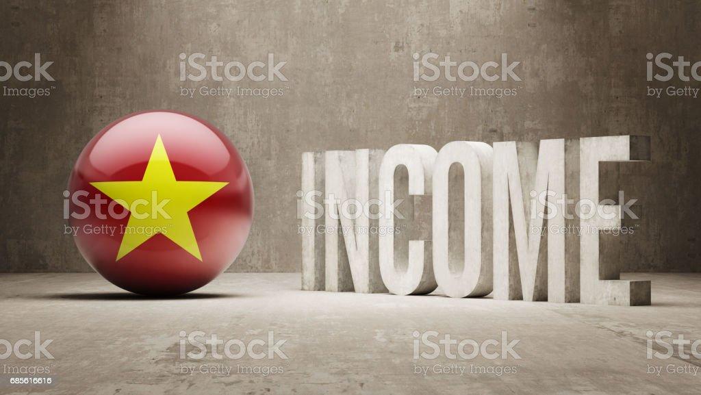 Income Concept 免版稅 income concept 向量插圖及更多 亞洲 圖片