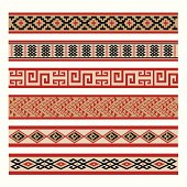 Indigenous Culture Patterns