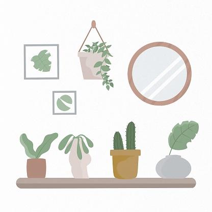 Indoor gardening image