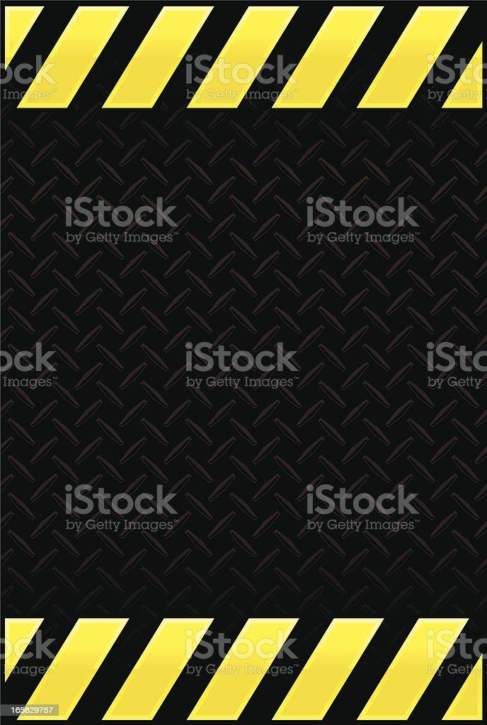industrial diamond plate royalty-free stock vector art