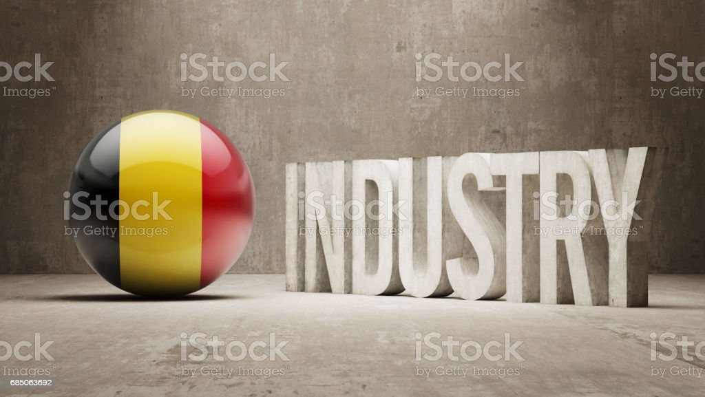Industry Concept royalty-free industry concept stock vector art & more images of belgian culture