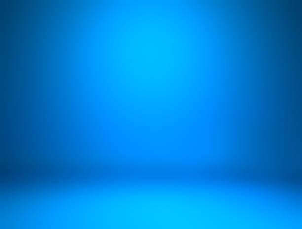 infinity backgorund blau leer, licht - studio stock-grafiken, -clipart, -cartoons und -symbole