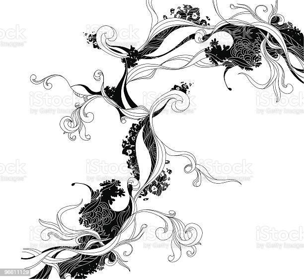 Ink Doodle-vektorgrafik och fler bilder på Abstrakt