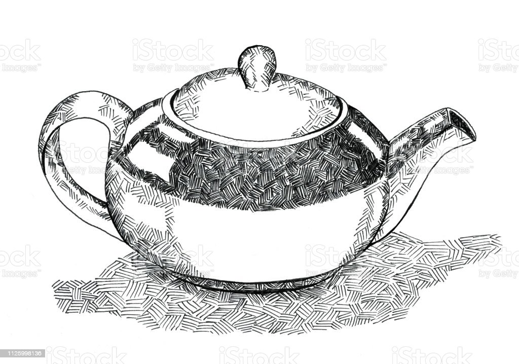 pictures of teapots to print