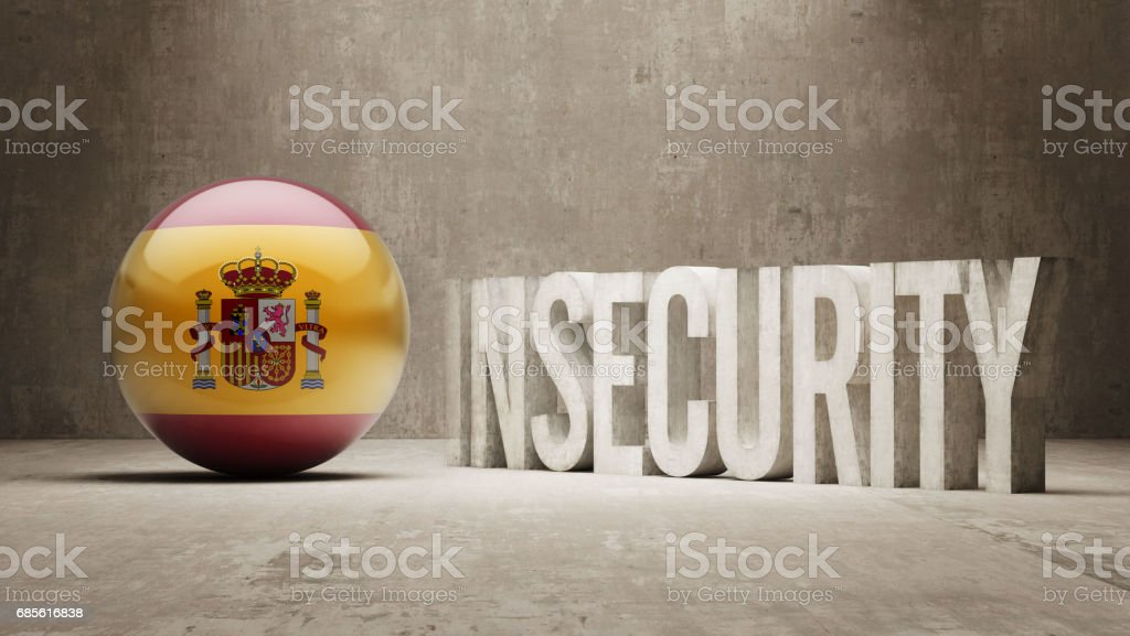 Insecurity Concept royalty-free insecurity concept 3차원 형태에 대한 스톡 벡터 아트 및 기타 이미지