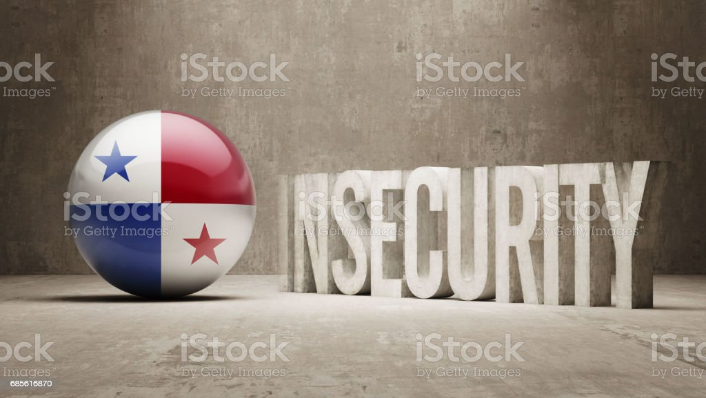 Insecurity Concept 免版稅 insecurity concept 向量插圖及更多 南美 圖片