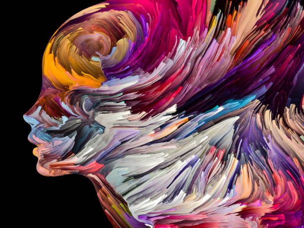 Internal Forces vector art illustration