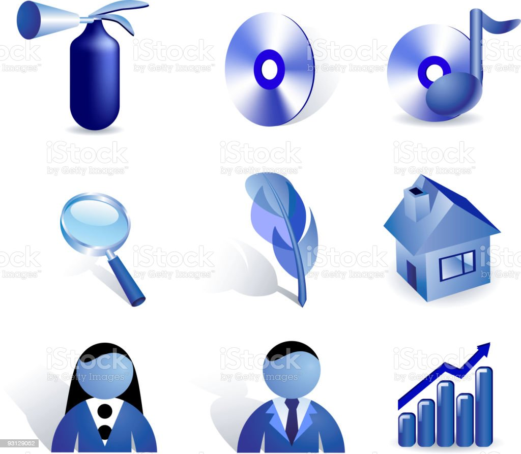 Internet icons. royalty-free internet icons stock vector art & more images of advice