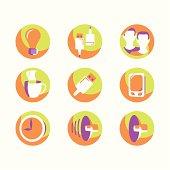 Internet Icons Series