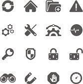 Internet & Web Icon Set   Unique Series