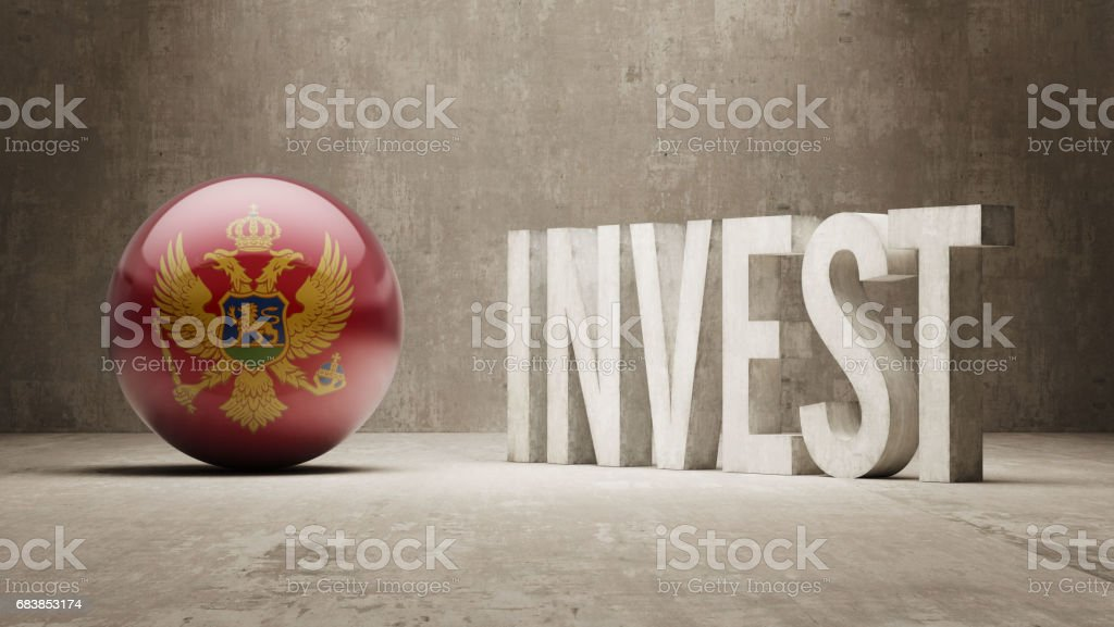 Invest Concept vector art illustration
