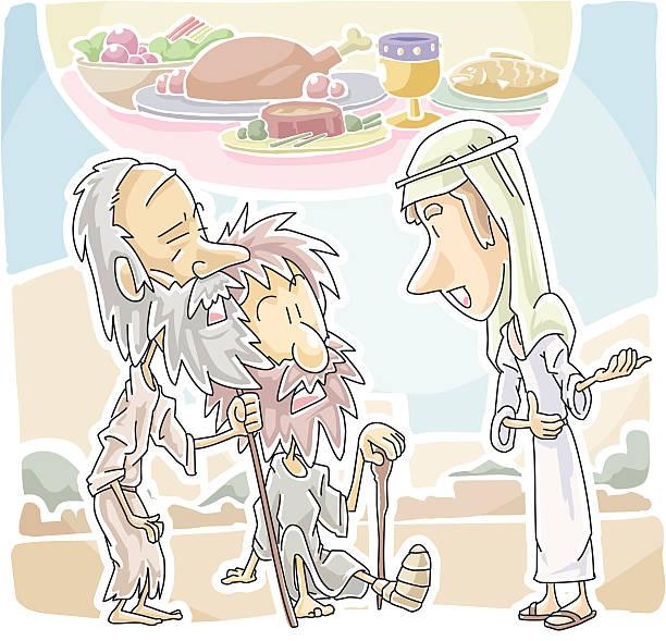 ilustrações de stock, clip art, desenhos animados e ícones de convite para o grande ceia - muita comida