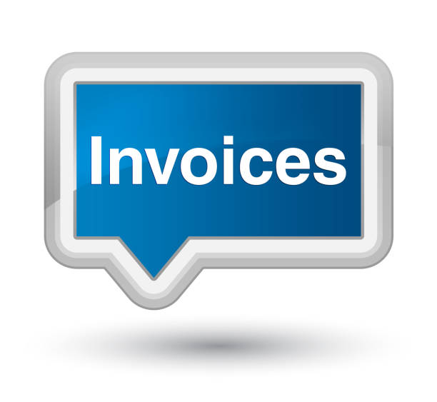Best Invoices Illustrations Royalty Free Vector Graphics