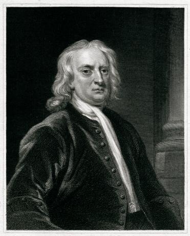 Isaac Newton Stock Illustration - Download Image Now - iStock