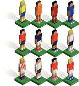 isometric sports | european soccer
