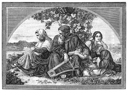 Israelites in Babylonian captivity