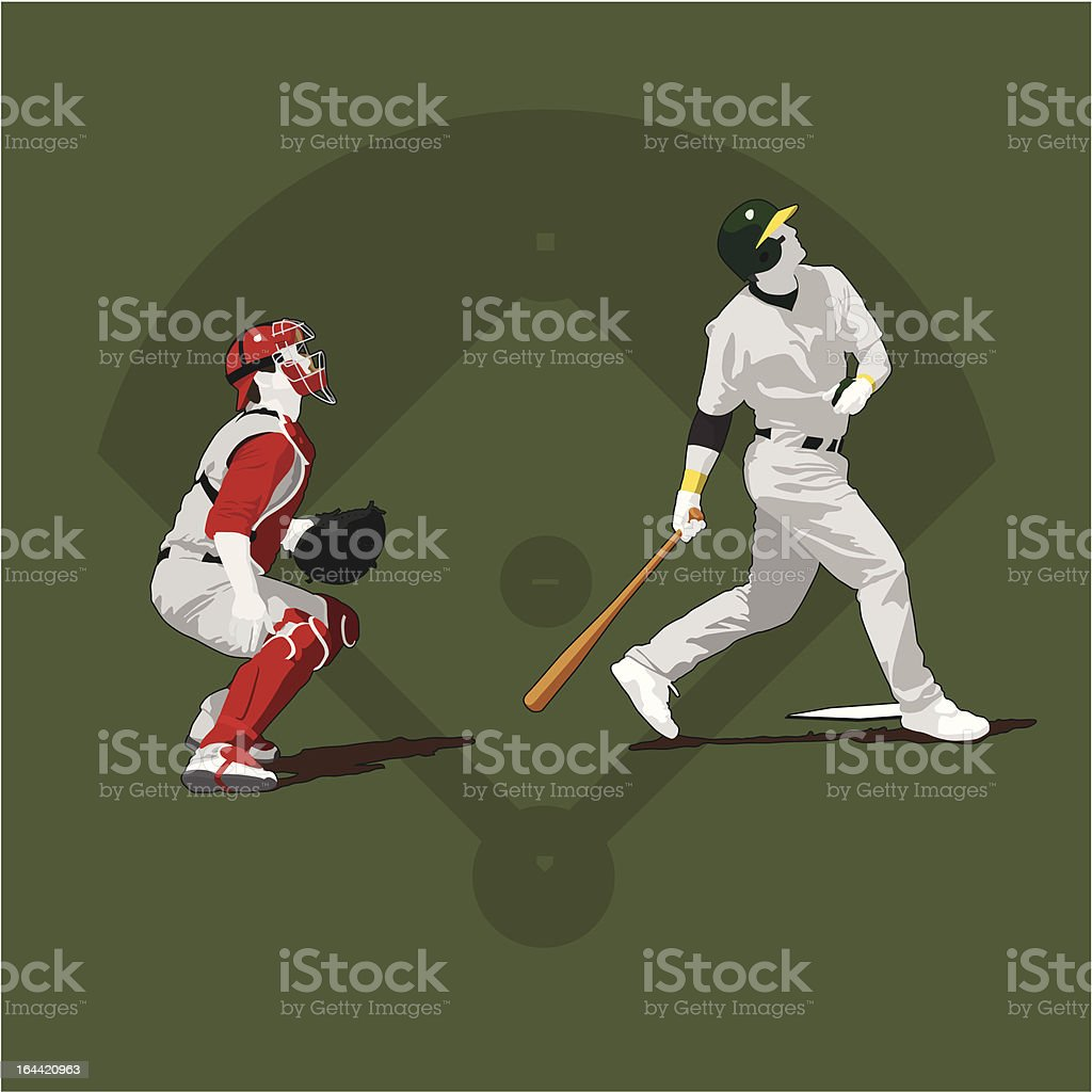 it's gone royalty-free its gone stock vector art & more images of baseball - ball