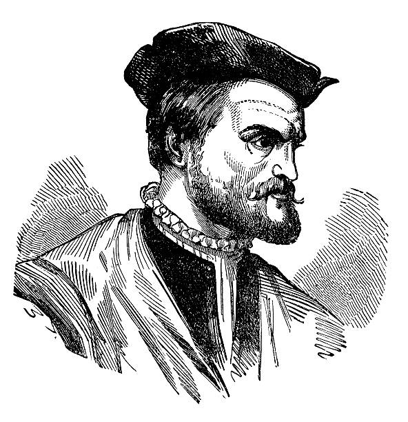 Jacques cartier boat coloring pages ~ Royalty Free Jacques Cartier Clip Art, Vector Images ...