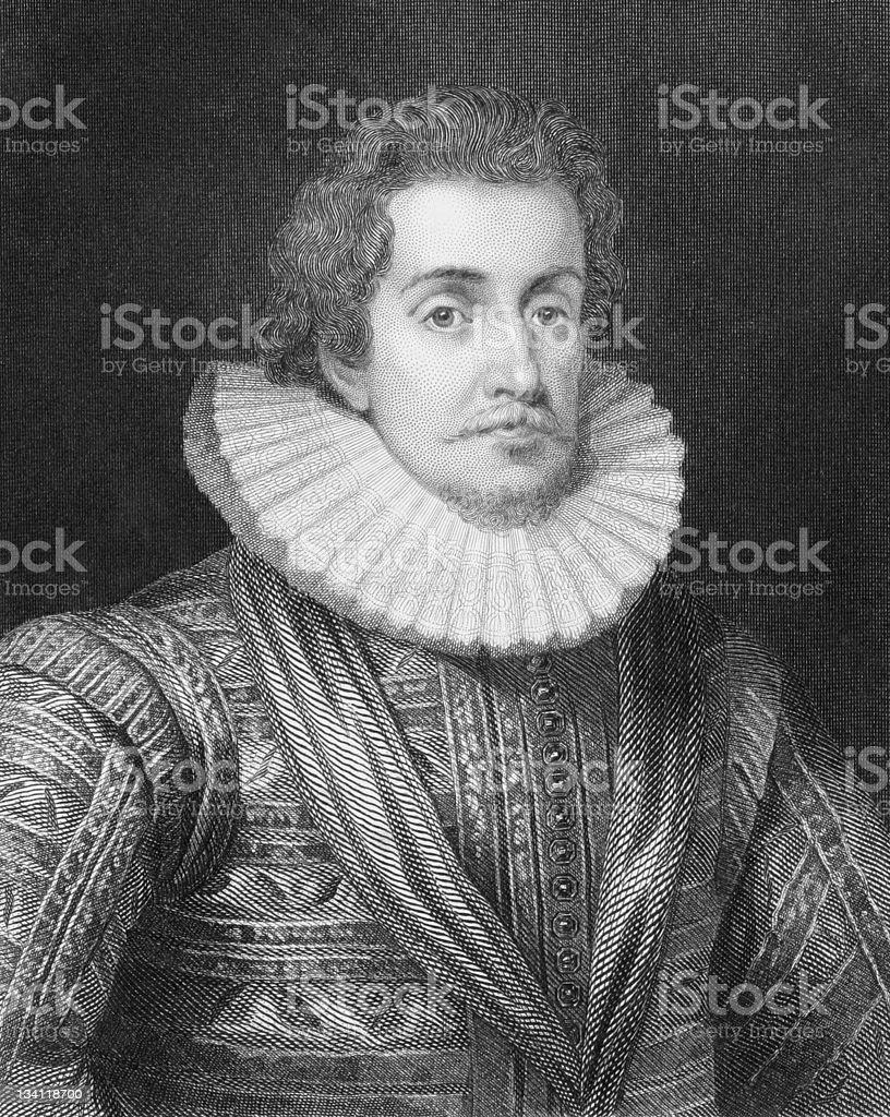 James I vector art illustration