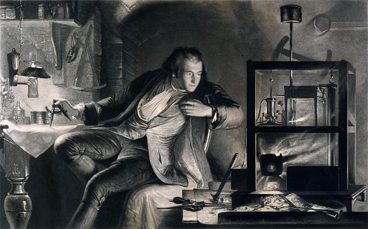 James Watt, Father of the Modern Steam Engine