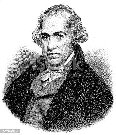 istock James Watt 876638102