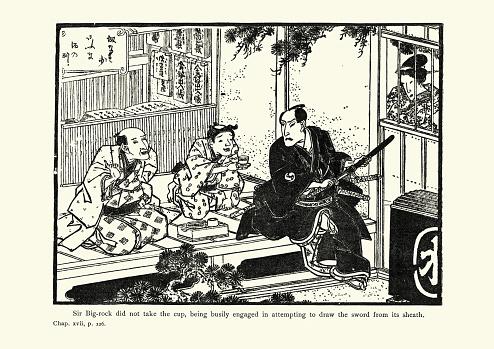 Japanese Art - The Forty seven Ronin
