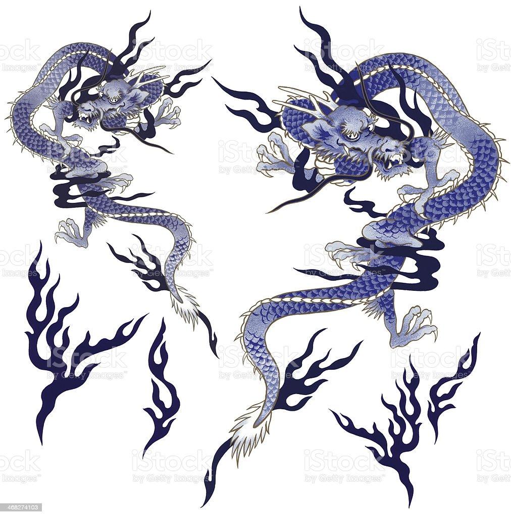 Dragon japonais cliparts vectoriels et plus d 39 images de agression 468274103 istock - Dragon japonais ...