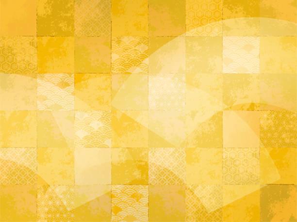 和柄背景 - 特別な日点のイラスト素材/クリップアート素材/マンガ素材/アイコン素材