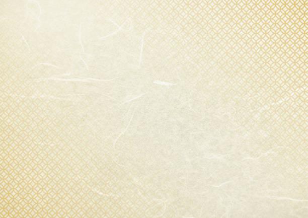 日本語のホワイト ペーパー テクスチャの背景 - パターンや背景点のイラスト素材/クリップアート素材/マンガ素材/アイコン素材