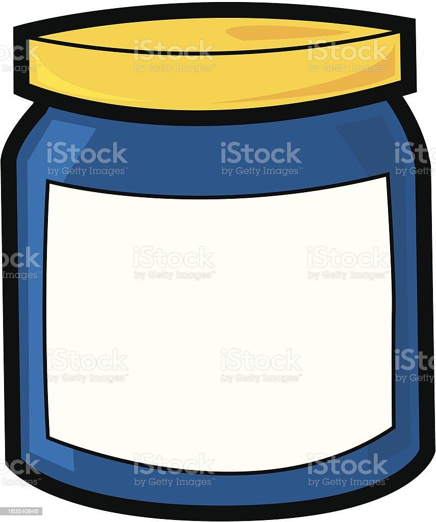 Jar royalty-free jar stock vector art & more images of blue