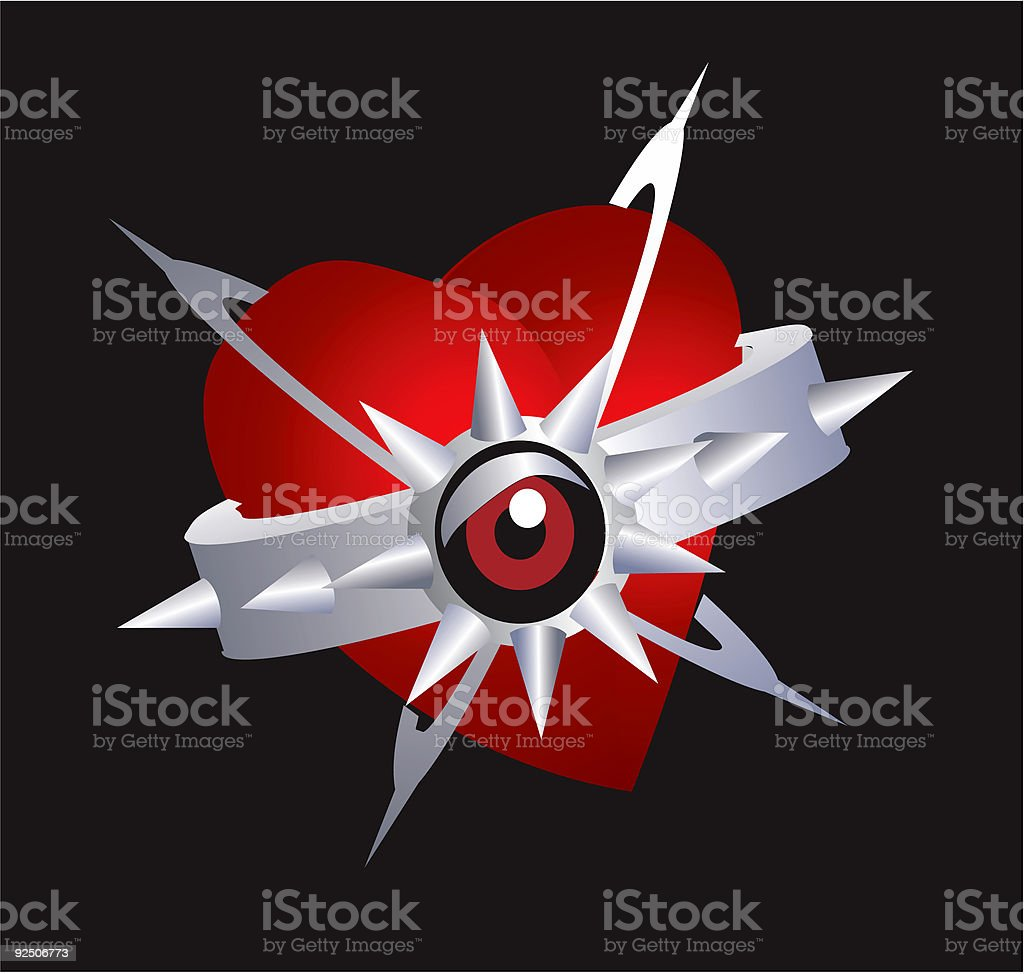 jealous heart royalty-free jealous heart stock vector art & more images of color image
