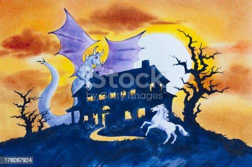 istock Jersey Devil at White Horse Inn 176067924