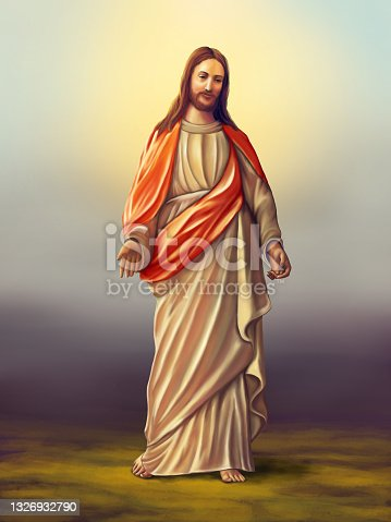 istock Jesus Christ 1326932790