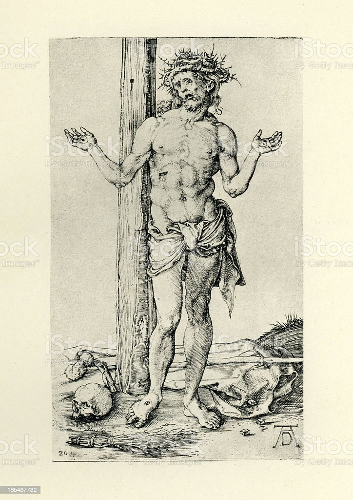 Jesus Christ royalty-free jesus christ stock vector art & more images of 16th century