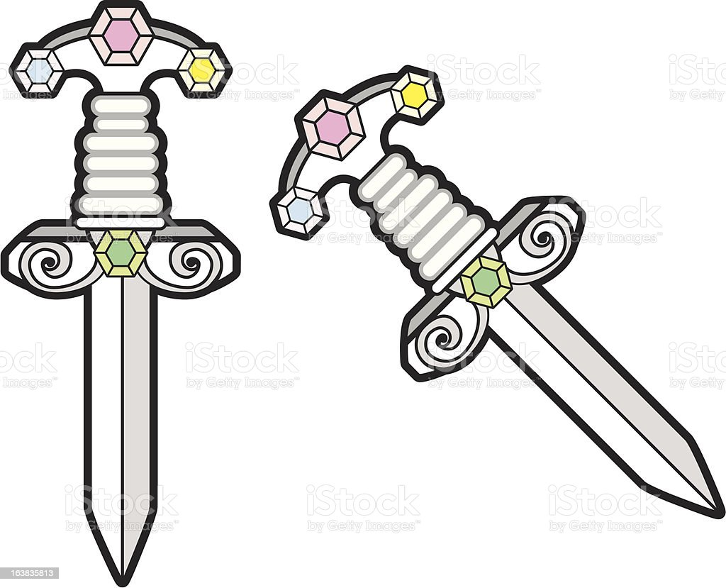 Image result for jeweled dagger clipart