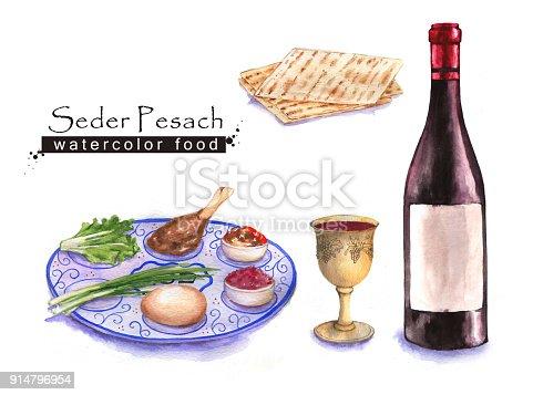 istock Jewish food 914796954
