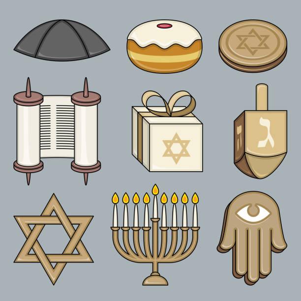 jewish icons 1 - evil money stock illustrations, clip art, cartoons, & icons