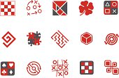 Jigsaw Icon Set