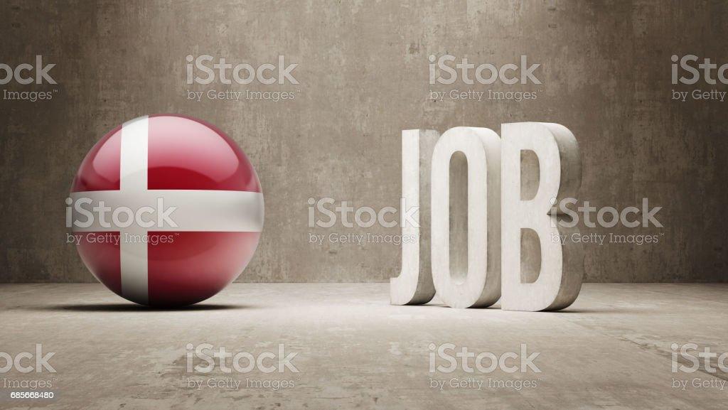 Job Concept 免版稅 job concept 向量插圖及更多 丹麥 圖片