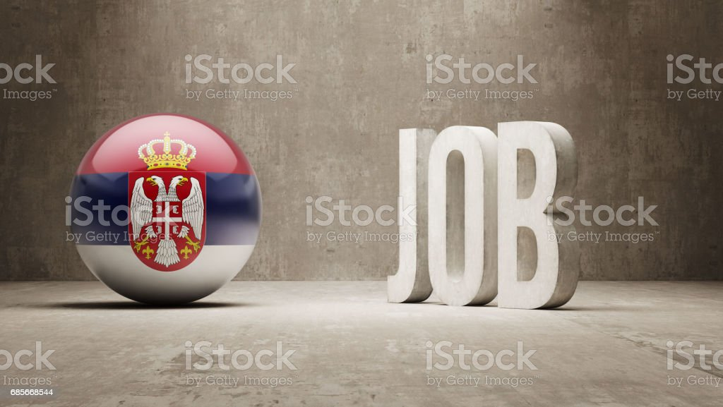 Job Concept royalty-free job concept stock vector art & more images of advertisement