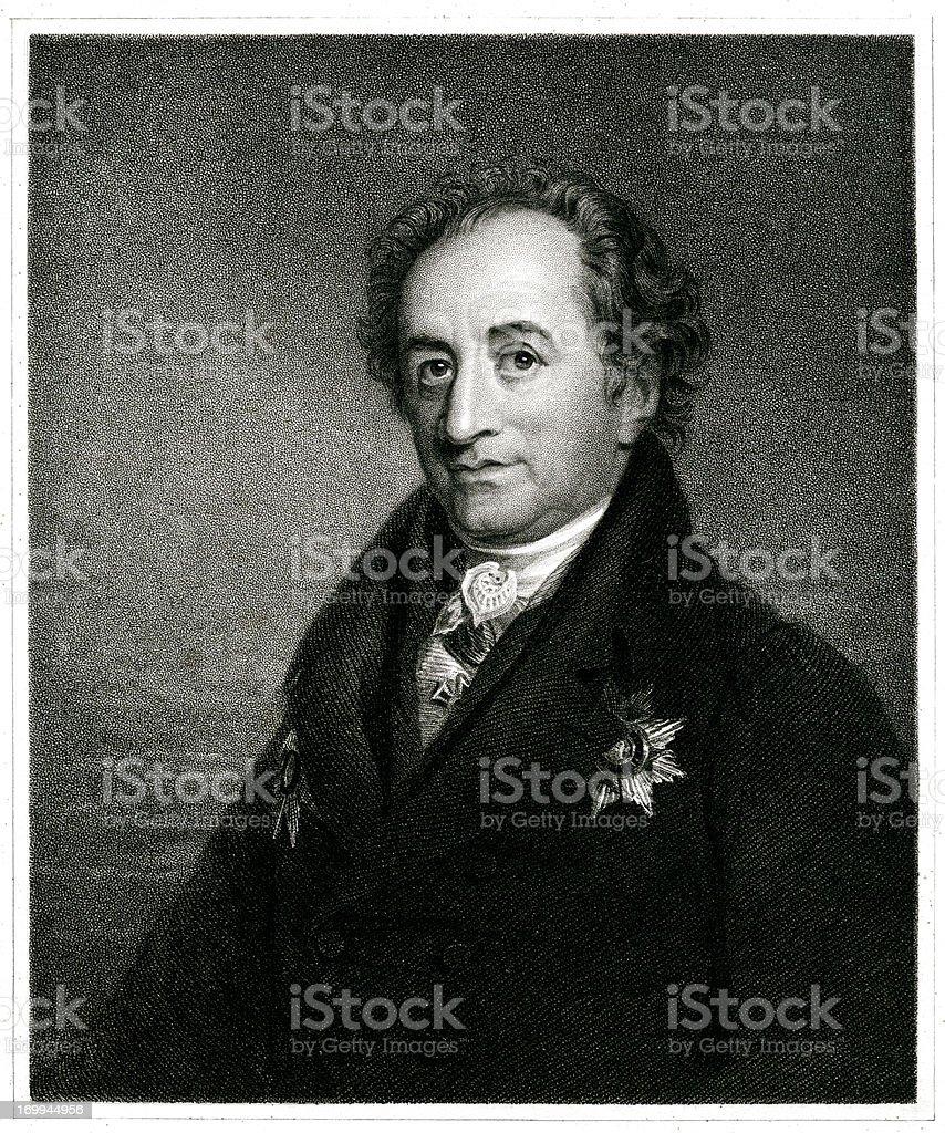 ヨハン・ヴォルフガング・フォン・ゲーテ