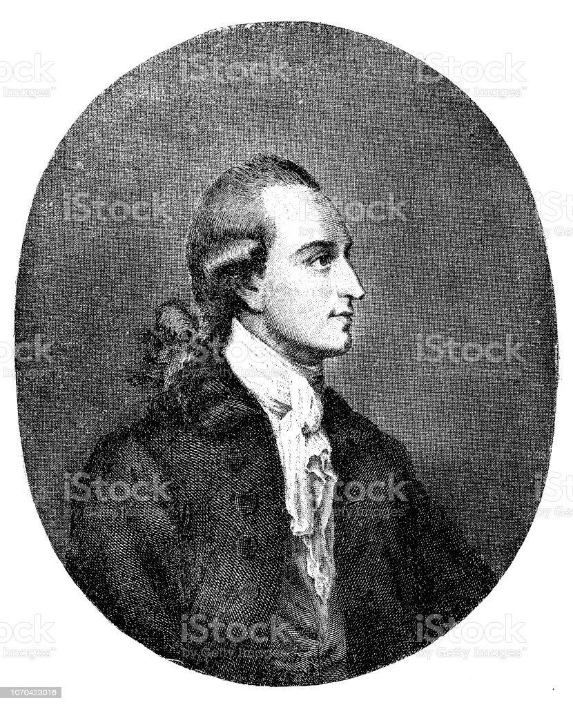 Johann Wolfgang Von Goethe Was A German Writer And Statesman