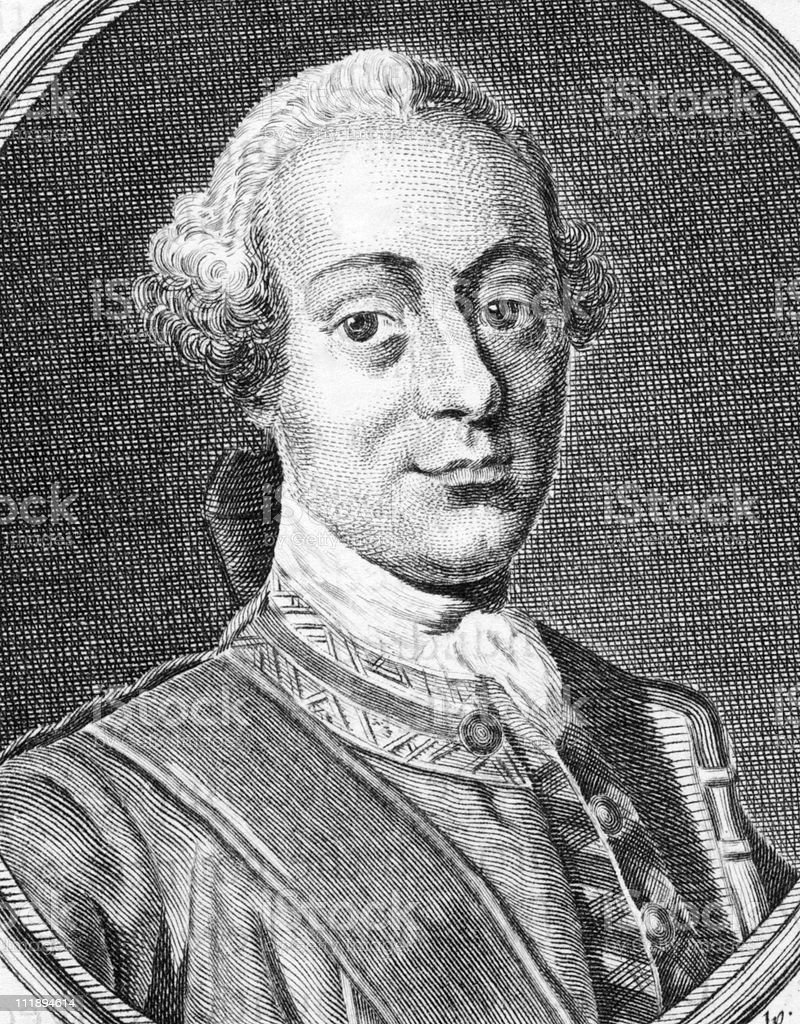 John Campbell, 4th Earl of Loudoun royalty-free john campbell 4th earl of loudoun stock vector art & more images of adult