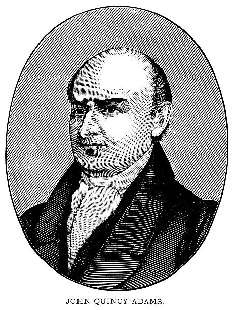 a biography and life work of elizabeth quincy adams an american political activist John quincy adams (/ ˈ k w ɪ n z i / ( listen) july 11, 1767 - february 23, 1848) was an american statesman who served as the sixth president of the united states from 1825 to 1829.