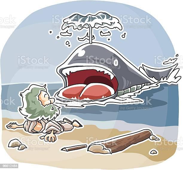 Jonah And The Whale-vektorgrafik och fler bilder på ClipArt