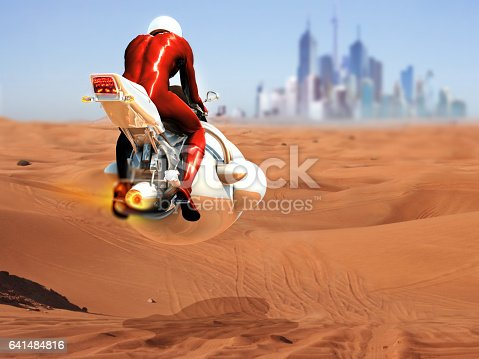 istock Journey to The City of Future 641484816