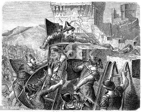ユダの王ヨアシュがエルサレムを...