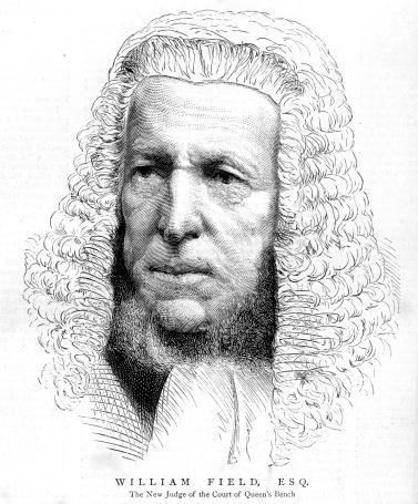 Judge William Field Esq.